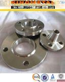 Amse/ANSI B16.5 Wp304/316 Class150 RF/FFのステンレス鋼の管のフランジの付属品