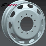 Forged Aluminum Alloy Wheel 22.5X8.25 Made in Clouded