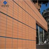 Revêtement de grains de pierre de la bobine en aluminium/aluminium/Feuille de matériau de revêtement décoratif mur rideau
