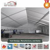 Uma forte estrutura de tenda de alumínio acabados tenda para Armazenamento