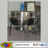 Chaleira Jacketed do aquecimento elétrico Jacketed da cuba SUS304 (DG50~DG600)