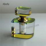 Frasco de petróleo do perfume de Ceystal de frascos de vidro cosméticos