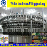 Bevande gassose che imbottigliano riempimento/la macchina per l'imballaggio delle merci liquida anidride carbonica