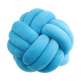 Ammortizzatore di sede caldo del nodo del cuscino della presidenza del sofà del cuscino del pelo del nodo di vendita intrecciato per la decorazione domestica
