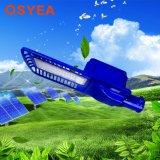 Osyea 20W/30W/40W/50W/60W/80W/100W tout-en-Deux/LED intégrée Rue lumière solaire avec batterie au lithium