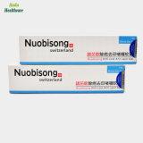 Il gel medico del silicone della crema di rimozione di trattamento di cura di pelle del fronte che si veste per la cura di pelle Nuobisong Anti-Sfregia il gel del Anti-Punto (15g)