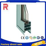 Blocco per grafici di alluminio del portello scorrevole di profilo della finestra di alluminio dell'espulsore del patio 6063 T5