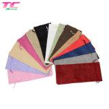Красочные за упаковку бархата кулиской сумки подарочные пакеты мешок для ювелирных изделий