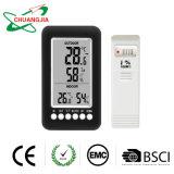 Hygromètre numérique sans fil intérieur extérieur Thermomètre avec des capteurs distants