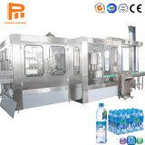 À petite échelle Full-Automatic bouteille en plastique Machine de remplissage de l'eau/bouchon de remplissage de boissons