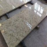 De Natuurlijke Tegels van uitstekende kwaliteit van de Muur van de Vloer van het Graniet van Giallo van de Steen Sier