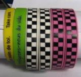 De Band van de Armband van de Manchet van de Bevordering van Colorfull van de regenboog