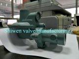 Regulador de gás do tipo americana com estrutura em alumínio