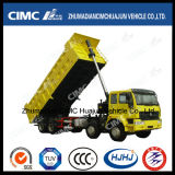 熱いSales Sinotruck HOWO 8X4 Front Lifting Tipper