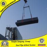 Tubo de acero de ms Hollow Section Square de Q235 Q345 38*38