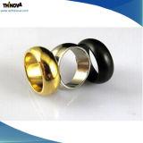 Permanente Ring-Form Nyfeb Magneten mit glänzendem Beschichtung-Material