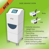 SGS aprovado e a BV 2 Cabeça Cryolipolysis Vácuo máquina fria para o corpo Adelgaçante H-2003