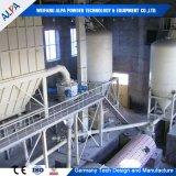 La ligne de production de poudre de carbonate de calcium