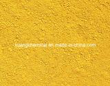 O óxido de ferro amarelo