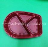 Boîte remplaçable en plastique faite sur commande à salade de pp, prix bas