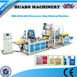 De Automatische niet Geweven Zak die van Huabo Machine maken