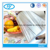 Sacchetti di plastica liberi sicuri dell'alimento della famiglia su rullo