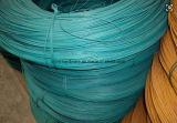 Bwg8-Bwg22 PVCによって塗られる電流を通された鉄ワイヤー