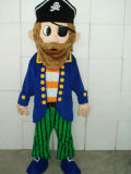 Hi fr71 capitaine pirate personnage de bande dessinée Mascot Costumes