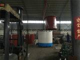 Certificación CE Madera Carbón Bar carbonización Horno