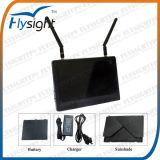 5.8GHz 7inch HDMI Verschiedenartigkeit-Bildschirm-Monitor für RC Liebhaberei
