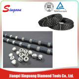 De Zaag van de Draad van de diamant voor Multi-Wire Knipsel van het Graniet