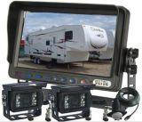 Cámara del menú de Mutifunctional OSD que invierte el sistema con Sony 700 Tvl rv, cámaras del omnibus