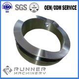 Peças do CNC e peças de alumínio do metal que fazem à máquina as peças fazendo à máquina do CNC