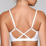 Custom Private Label Sports Wear Ladies Seamless Yoga Bra