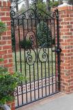 ヨーロッパの贅沢な錬鉄の庭ゲート