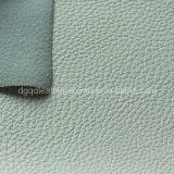 Имитация шаблон из натуральной кожи Semi-PU мебель из натуральной кожи (QDL-1211A)