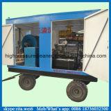 Diesel200bar abwasserrohr-Reinigungs-Unterlegscheibe-Hochdruckabfluss-Reinigungs-Gerät