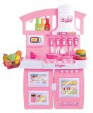 Light와 Music를 가진 새로운 Kids Play Toy Kitchen Toy