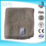 Toalha de limpeza de microfibra personalizada bordada