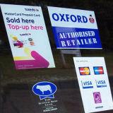 Etiqueta de janela e vinil, adesivo de carro, etiqueta, etiqueta