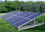 Sistema completo de energia solar 5000W para todo o uso doméstico da família