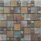 Mattonelle di mosaico di rame rustiche del reticolo di spirito (CFM1016)