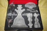 Al Fakher Nieuw Ontwerp Yiwu Alle Rokende Pijpen van het Glas van de Waterpijp van het Glas