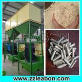 로그 목제 소나무 밀짚 줄기 밥 껍질 톱밥 펠릿 선반 기계