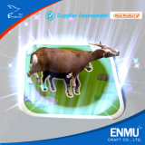 Reality Augmented Animal Paper Flash Intelligent Ar Card