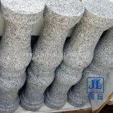 Asta della ringhiera grigio-chiaro della pietra del granito di G603 Cina Jupanara per dell'interno ed esterno