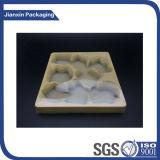Bandeja plástica disponible clara respetuosa del medio ambiente del acondicionamiento de los alimentos del OEM de la fábrica (bandeja de los PP)