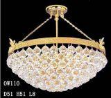 Cristal élégant &#160 ; Lustre pour la villa, hôtel &#160 ; et salle de conférence (OW110)