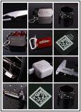 Hohe Laser-Gravierfräsmaschine der Auflösung-Faser-3D für Metall