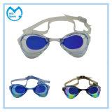 Mirror Anti Fog Swimming Equipment Óculos de segurança